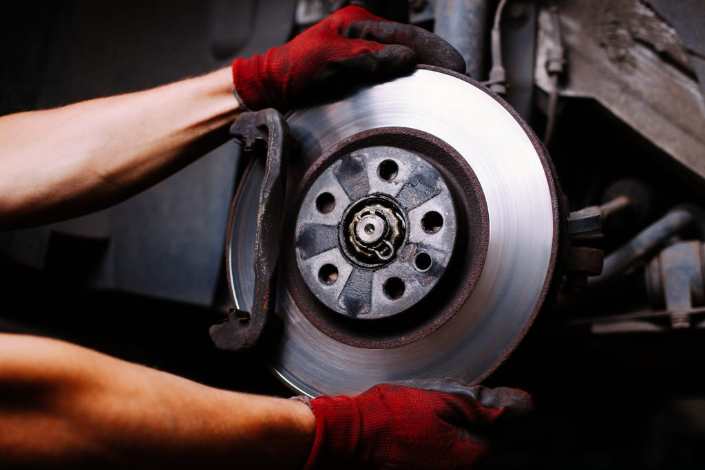 Signs That Your Car Needs a Brake Repair