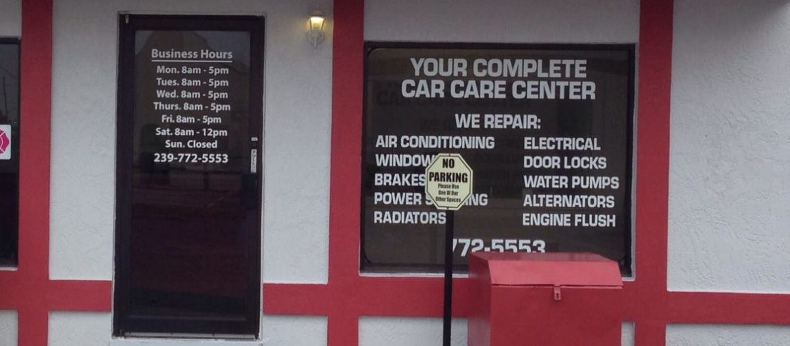 Car Repair Warning Signs for an Older Automobile